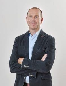 Marco Dröge, Geschäftsführer der face to face GmbH