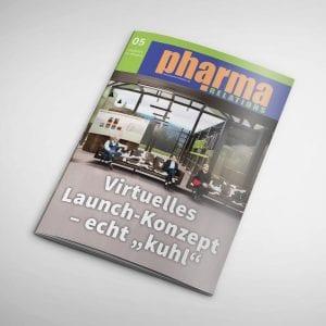 Cover Virtuelles Launch Konzept